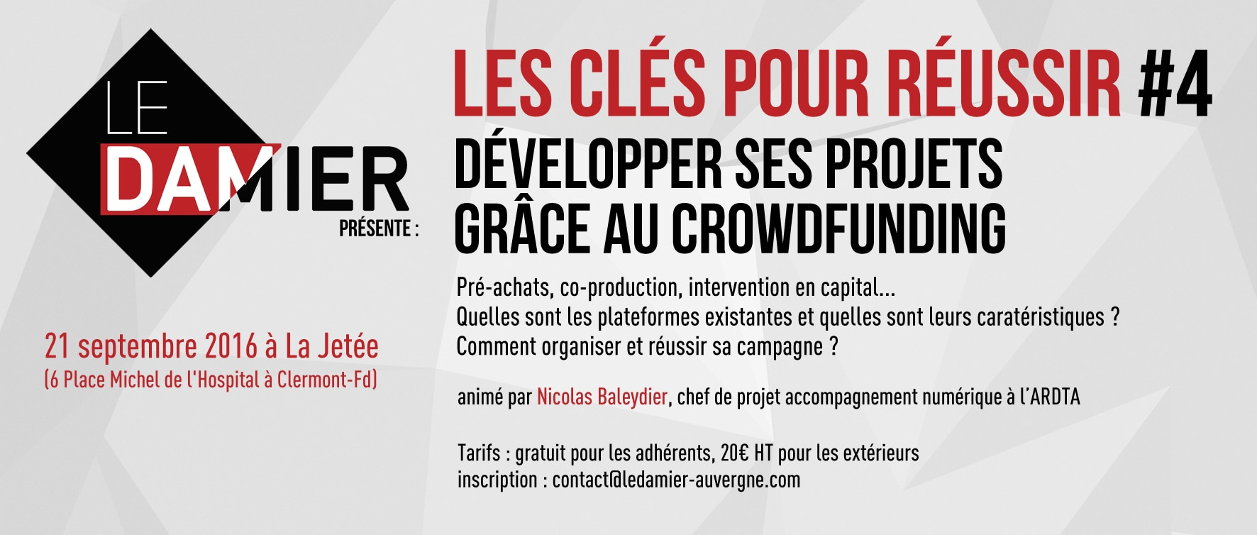 Clés 4 - Crowdfunding
