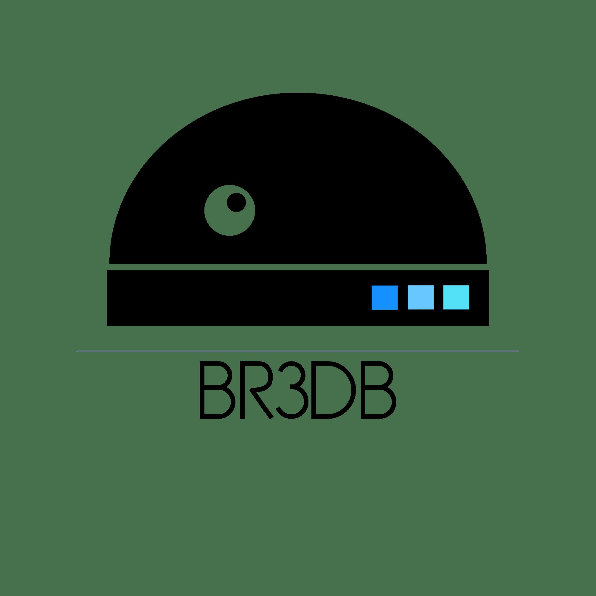 logo BR3DB
