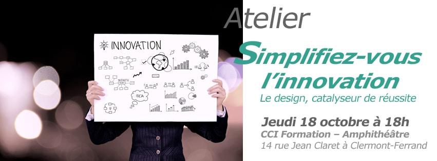 Atelier Simplifiez vous l'innovation
