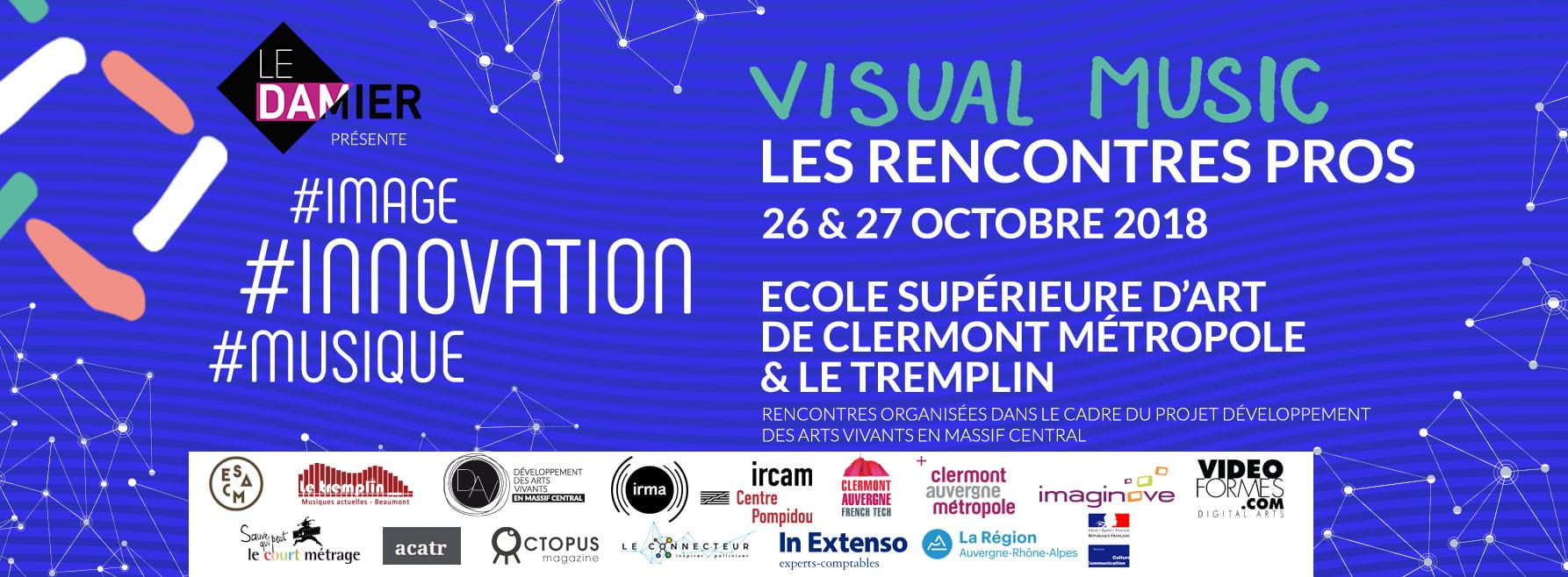 VISUAL MUSIC Rencontres Pros