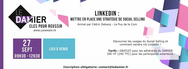 Clés pour réussir Linkedin social selling