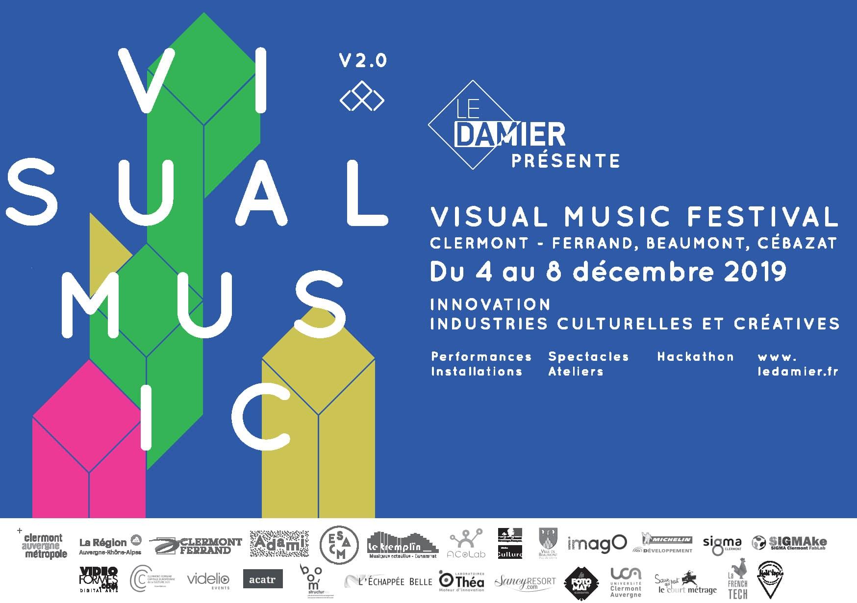 Visual music festival