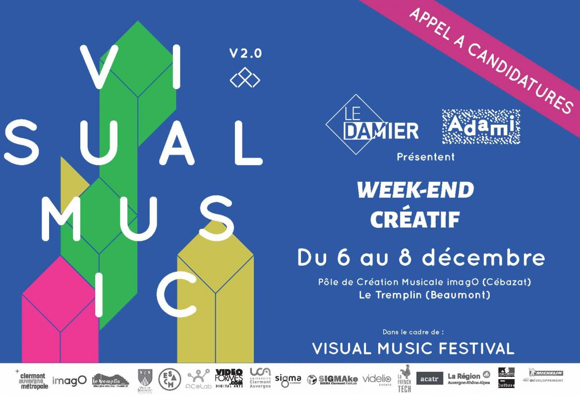 Visual music Week-end créatif