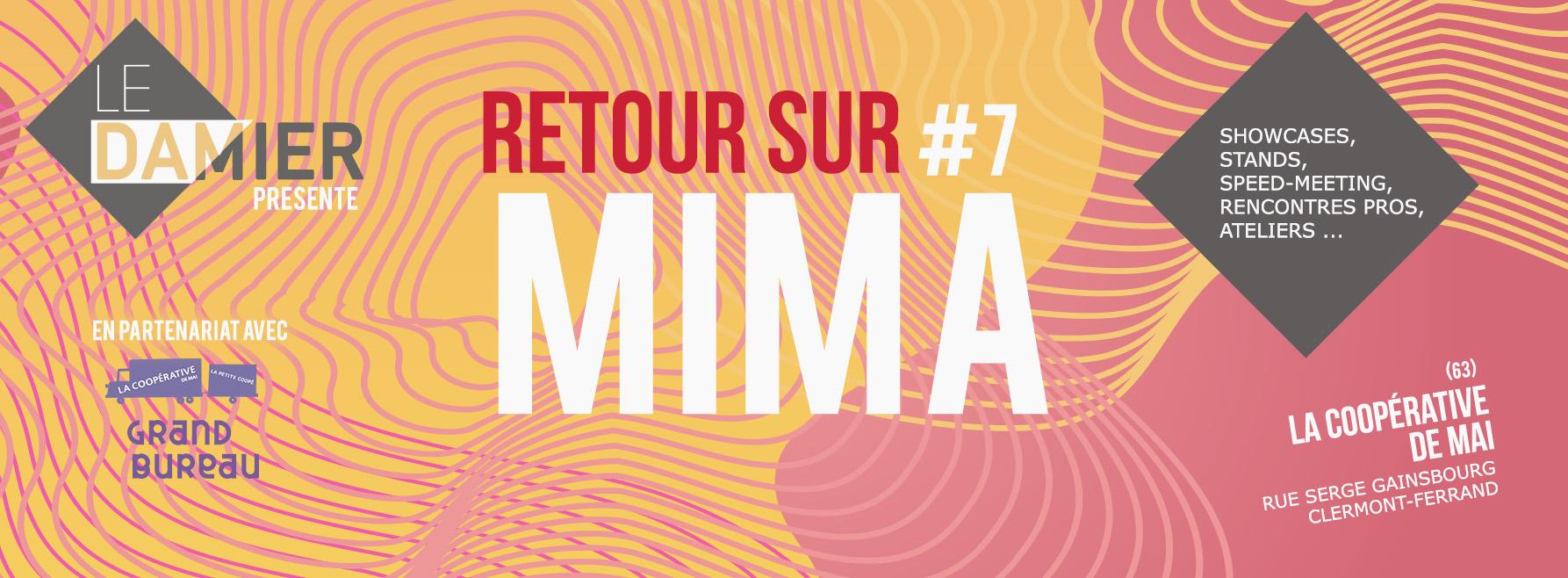 Retour sur MIMA#7