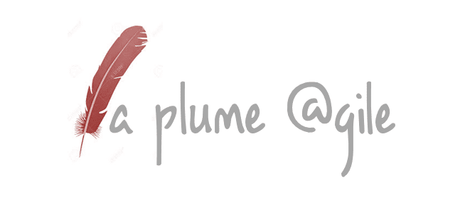 logo La plume agile